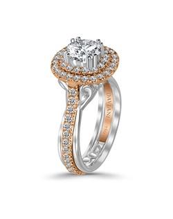 Round Diamonds71/0.98 ct