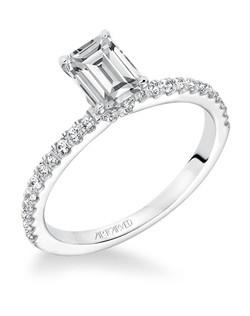 Sybil, Classic Diamond Engagement Ring
