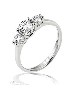Based on 14K. The fit isCF, in size7.00, and the width is3.2 mm. The total diamond weight is 0.500, consisting of: Qty 2 - VS, G/H - 0.250ct. Round diamonds. Multi-Color Ring. Available in 10K, 14K and 18K Gold and Platinum. Gold price is based on 1215 gold. Prices do not include the center diamond.