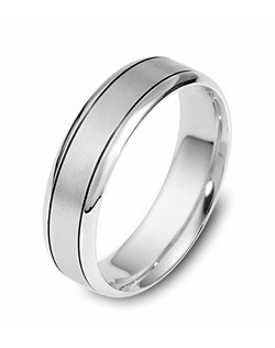 Based on 14K. The fit is CF, in size 10.00, and the width is 6 mm. Multi-Color Ring. Available in Silver, 10K, 14K and 18K Gold, 18K & Platinum, Titanium,  Silver & Titanium, 10K, 14K or 18K & Titanium, Palladium & Titanium, 14K & Palladium. Gold price is based on 1215 gold.