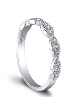 (Available in PLAT,18K,14K)- SIDE DIA 15RBC=0.16ct Price includes setting