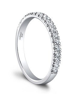 (Available in PLAT,18K,14K)-SIDE DIA 16RBC=0.32ct Price includes setting