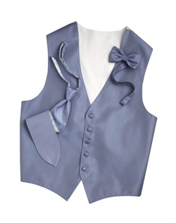 A cool periwinkle blue background hosts a modern geometric print on this sleek, five-button . An adjustable strap in back allows for optimum comfort.