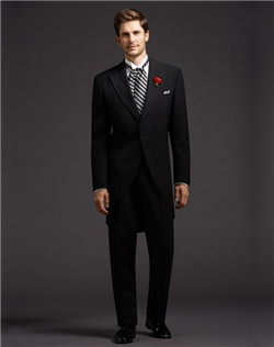 Cutaway Peak Lapel