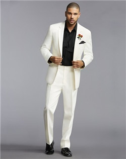 Two-Button Notch Lapel