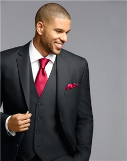 Two-Button Super 120s Notch Lapel Suit