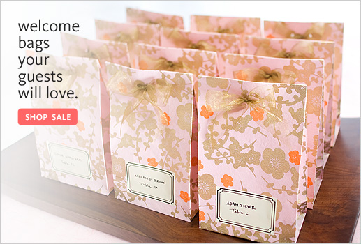 Welcome Bags Your Guests Will Love