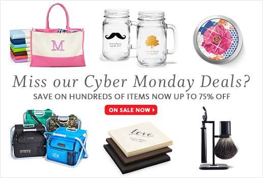 Miss our Cyber Monday Deals? Save on Hundreds of items now up to 75% Off