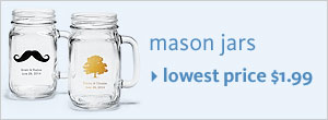 Mason Jars Lowest Price - $1.99