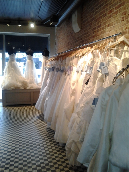$99 Bridal Gown Sample Sale