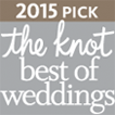 2015 Pick - Best of Weddings on The Knot