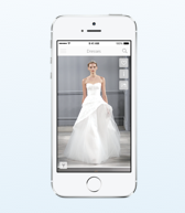 wedding lookbook for iPhone and iPod touch