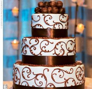 Wedding Cakes Houston
