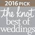 The Knot Best of Weddings - 2016 Pick