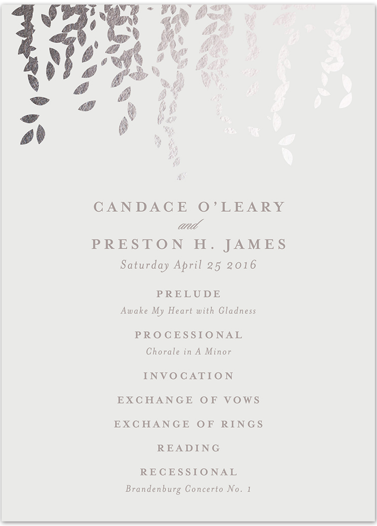 Wedding Invitation Templates (That Are Cute And Easy To Make